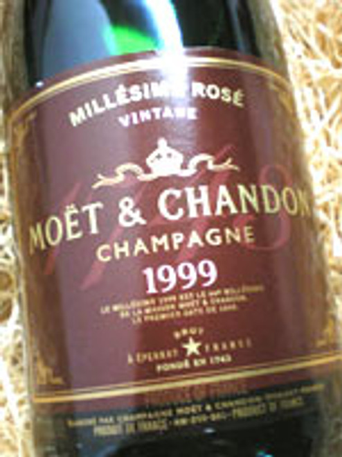 Moet Chandon Rose 1999