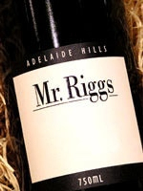 Mr Riggs Shiraz 2001
