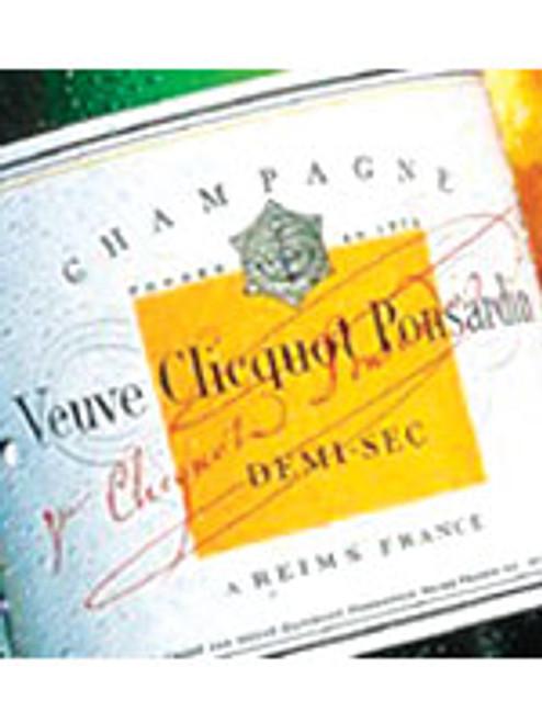 Veuve Clicquot Demi-Sec N.V. 375mL