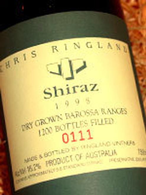 Chris Ringland Barossa Shiraz 1998