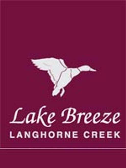 Lake Breeze Winemaker's Shiraz 2002