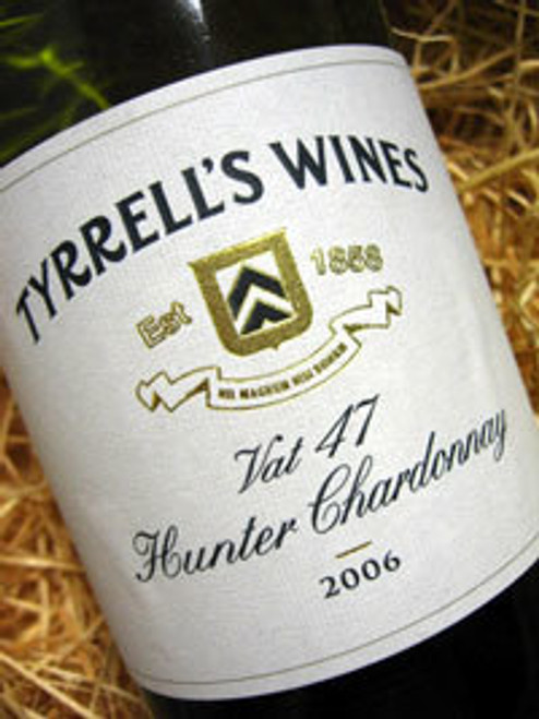 Tyrrell's Vat 47 Chardonnay 2002