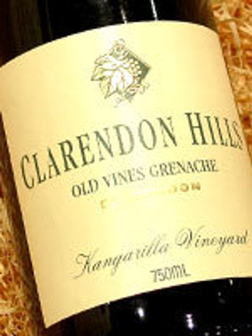 Clarendon Hills Kangarilla Grenache 1996