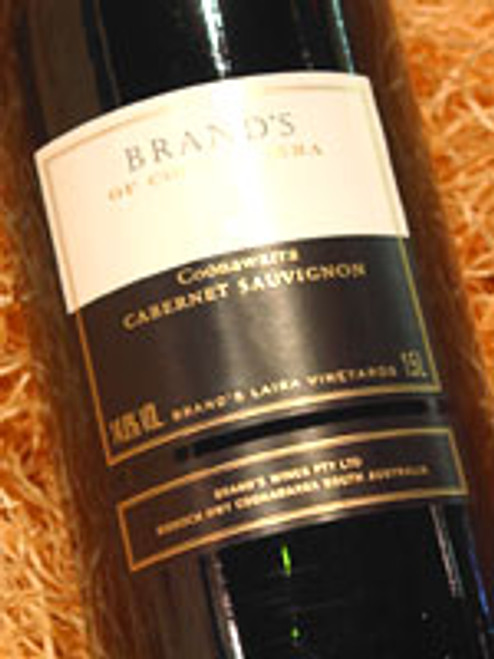 Brand's of Coonawarra Laira Cabernet 2002 1500mL