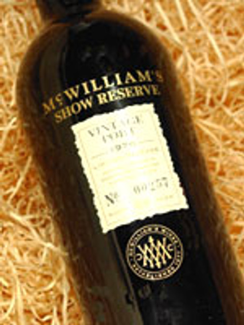 McWilliams Show Reserve Port 1976 500mL