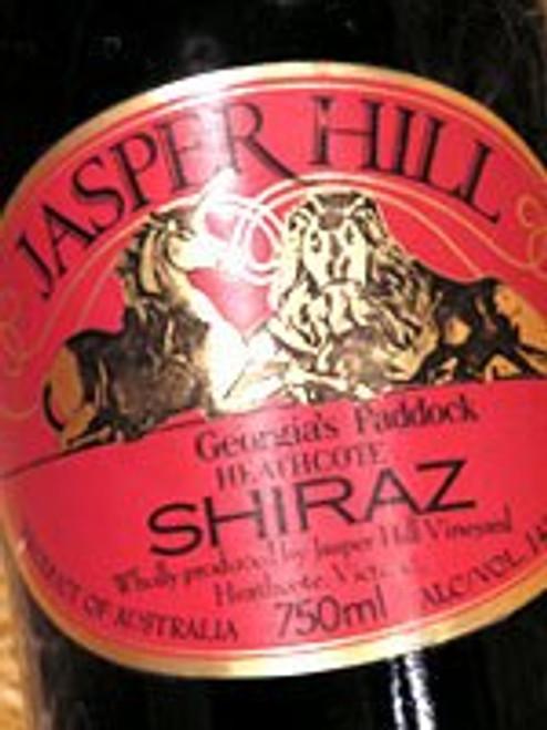 Jasper Hill Georgia's Paddock Shiraz 1998