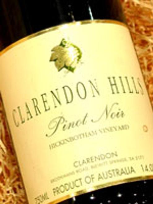 Clarendon Hills Hickinbotham Pinot Noir 1998