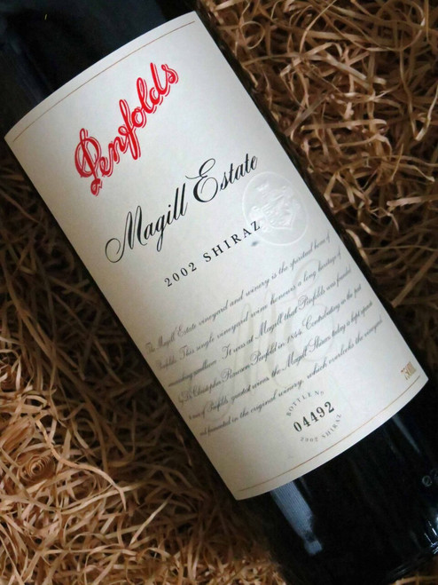 [SOLD-OUT] Penfolds Magill Shiraz 2002