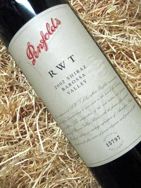 [SOLD-OUT] Penfolds RWT 2002