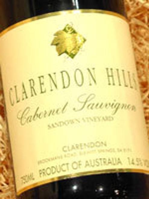 Clarendon Hills Sandown Cabernet Sauvignon 1998