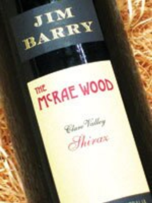 Jim Barry McRae Wood Shiraz 2001
