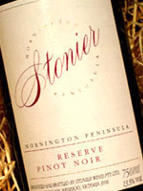 Stonier Reserve Pinot Noir 2003