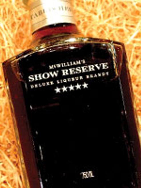 McWilliams Show Reserve Deluxe Liqueur Brandy