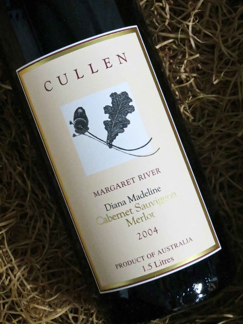 [SOLD-OUT] Cullen Diana Madeline Cabernet Merlot 2004 1500mL-Magnum