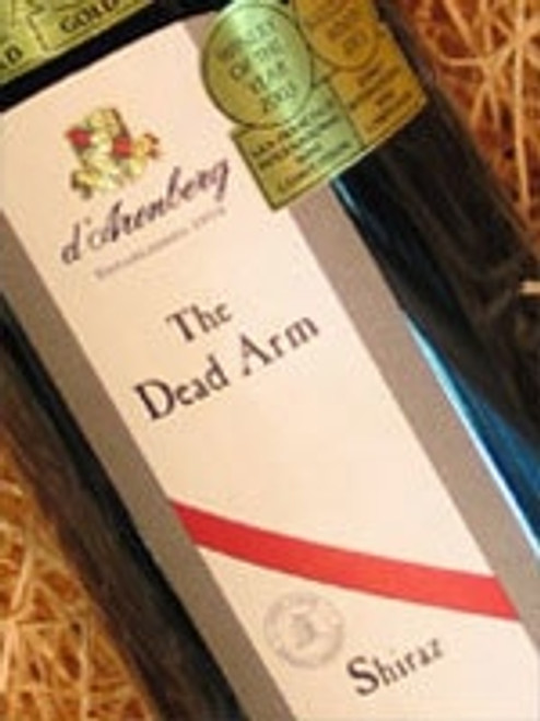 d'Arenberg Dead Arm Shiraz 1999 1500mL