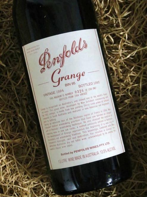[SOLD-OUT] Penfolds Grange 1994 1500mL-Magnum