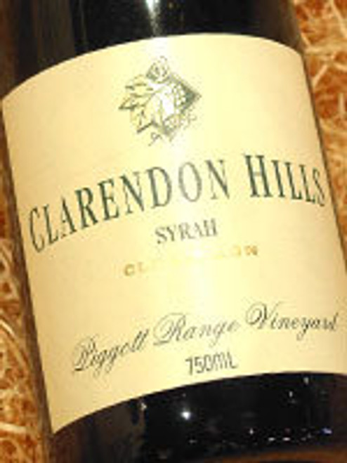 Clarendon Hills Piggott Range Shiraz 2002