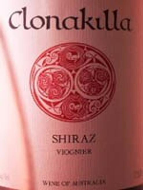 Clonakilla Shiraz Viognier 2002