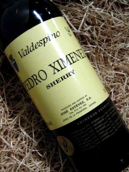 Valdespino Pedro Ximenez Black Sherry