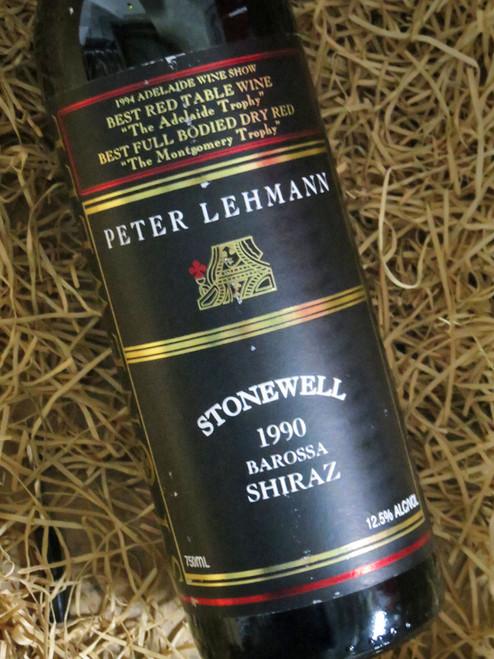 Peter Lehmann Stonewell Shiraz 1990
