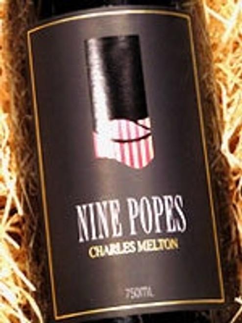 Charles Melton Nine Popes 2002