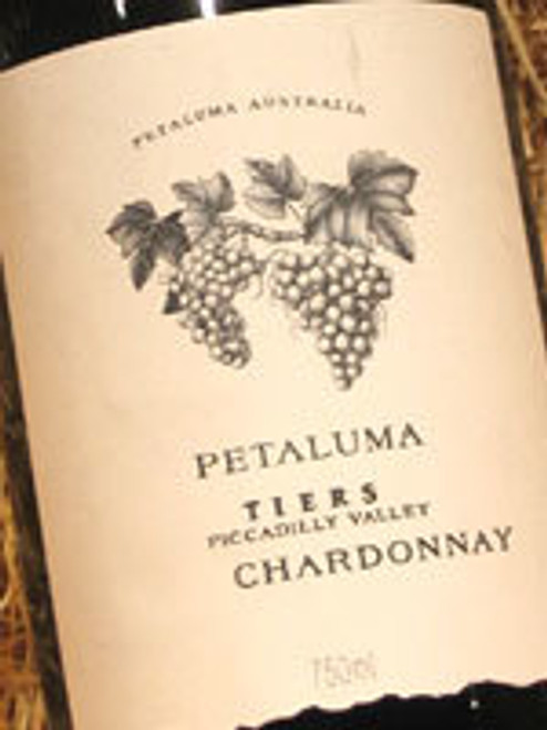 Petaluma Tiers Chardonnay 2001