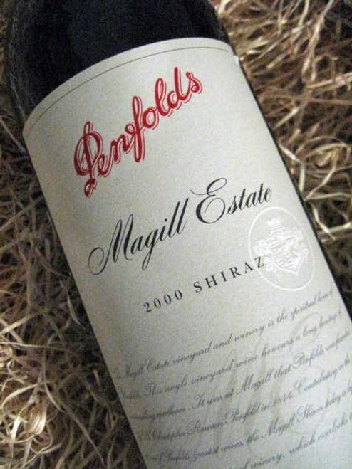 Penfolds Magill Shiraz 2000