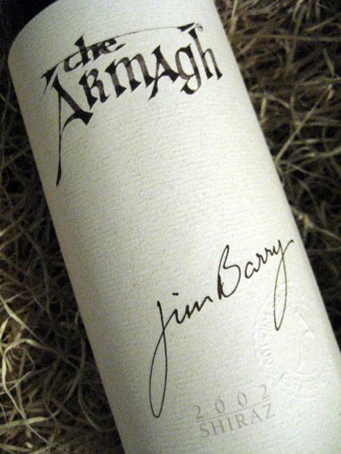 Jim Barry The Armagh Shiraz 2002