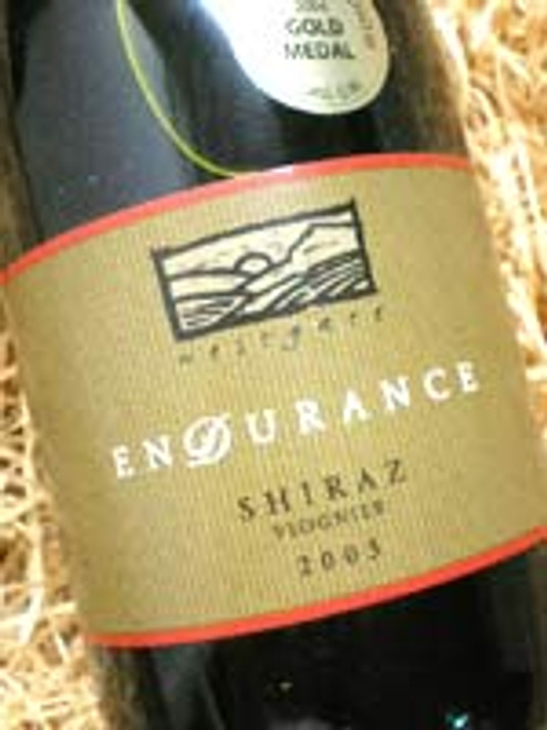 Westgate Endurance Shiraz Viognier 2003