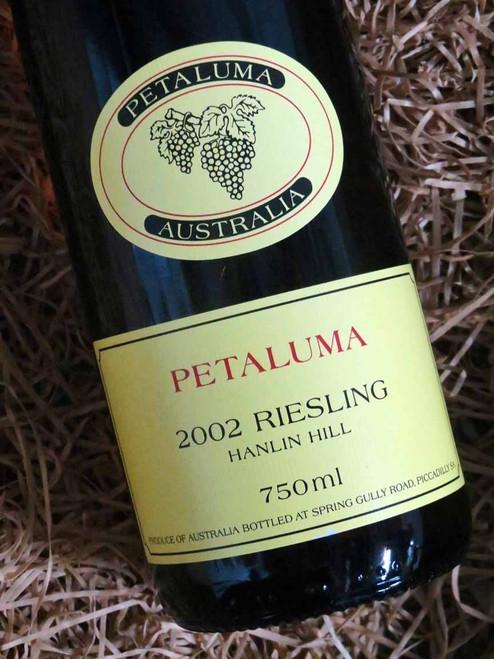 [SOLD-OUT] Petaluma Riesling Hanlin Hill 2002