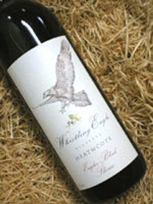 Whistling Eagle  Eagles Blood Shiraz 2001