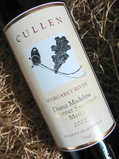 Cullen Diana Madeline Cabernet Merlot 2002