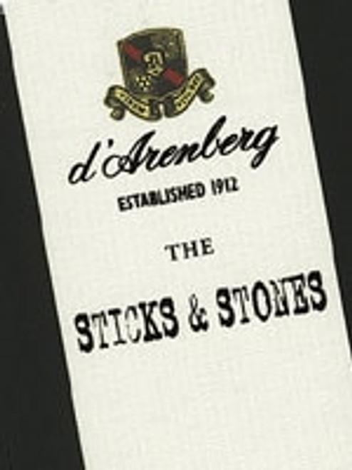 d'Arenberg Sticks & Stones Dry Red 2002