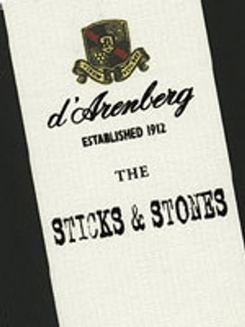 d'Arenberg Sticks & Stones Dry Red 2002