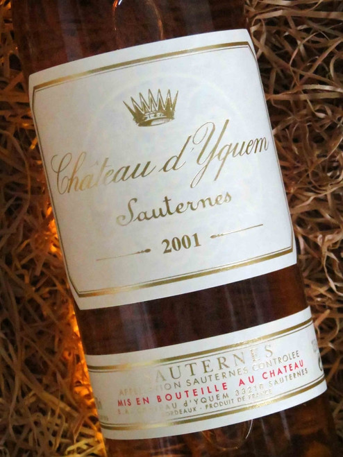[SOLD-OUT] Chateau d`Yquem Sauternes 2001