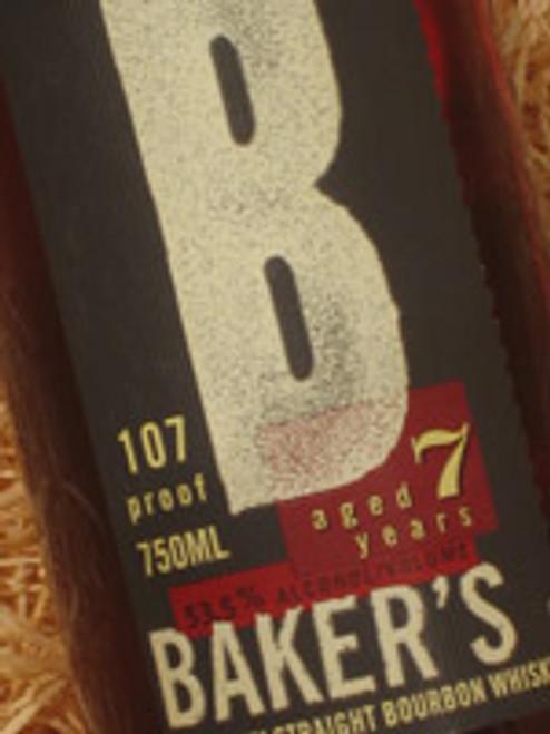Baker's Bourbon 53.5% Kentucky