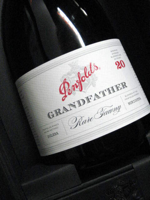 [SOLD-OUT] Penfolds Grandfather Rare Tawny Port