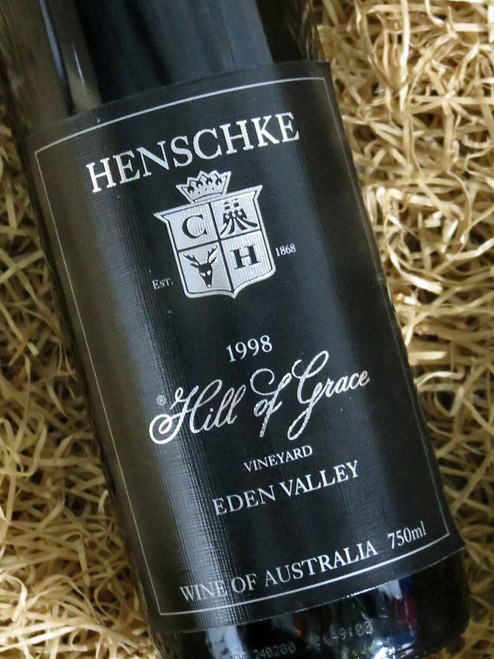 [SOLD-OUT] Henschke Hill of Grace 1998