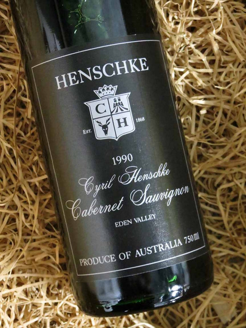 [SOLD-OUT] Henschke Cyril Henschke Cabernet Sauvignon 1990