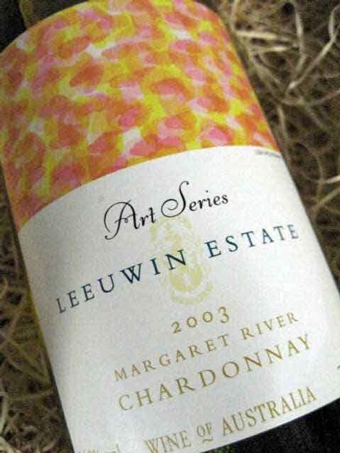 Leeuwin Estate Art Series Chardonnay 2003