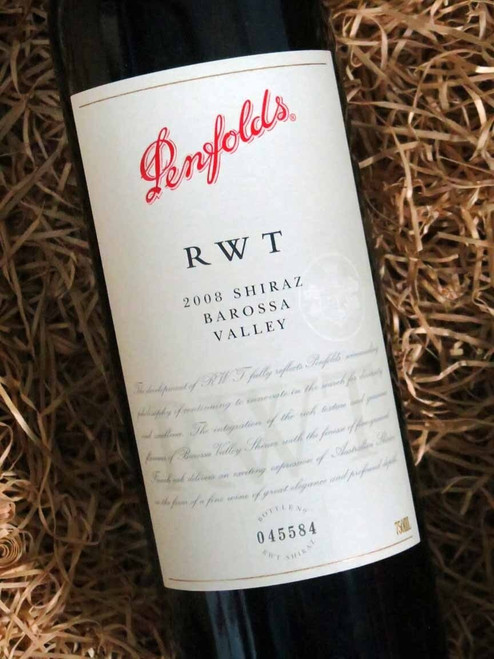 [SOLD-OUT] Penfolds RWT 2008