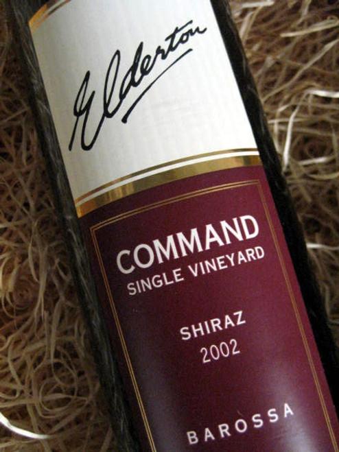Elderton Command Shiraz 2002