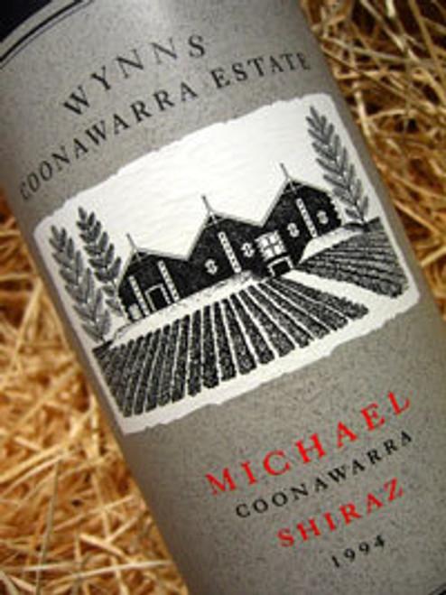 Wynns Michael Shiraz 2003