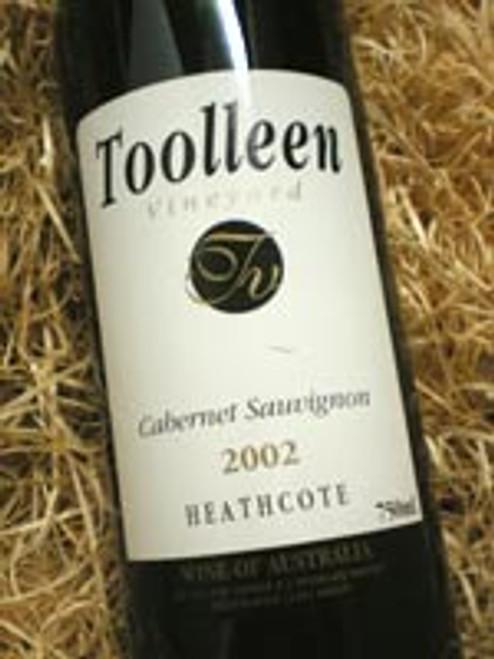 Toolleen Vineyard Cabernet Sauvignon 2002