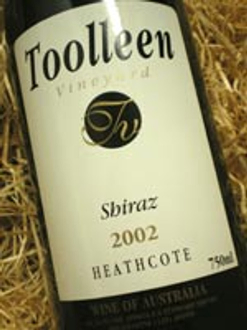 Toolleen Vineyard Shiraz 2002