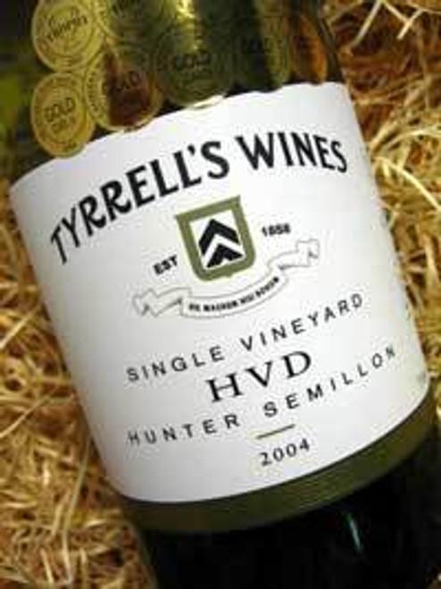 Tyrrell's HVD Reserve Semillon 1999