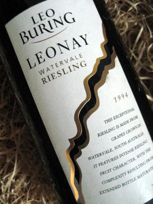 Leo Buring Leonay Riesling 1994