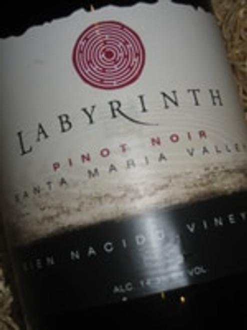 Labyrinth Bien Nacido Pinot Noir 2000