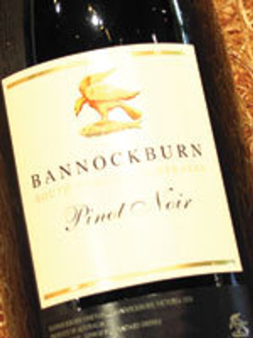Bannockburn Pinot Noir 1998