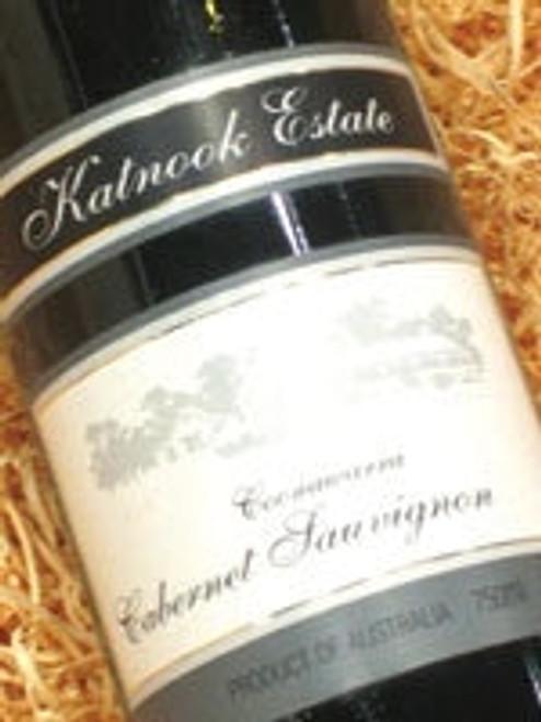 Katnook Estate Cabernet Sauvignon 2001